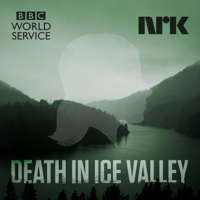 Podcast cover art for Death in Ice Valley