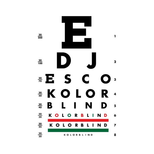 Kolorblind album image