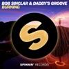 Burning - Single, Bob Sinclar & Daddy's Groove