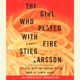 The Girl Who Played with Fire (Unabridged) audiobook