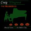 Musical Gems XIII the Halloween CD for Ballet Class - Craig Wingrove