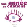 Alphonse Allais, Jean Anouilh & Honoré de Balzac - Une année en citations: Pour le meilleur et pour le rire artwork