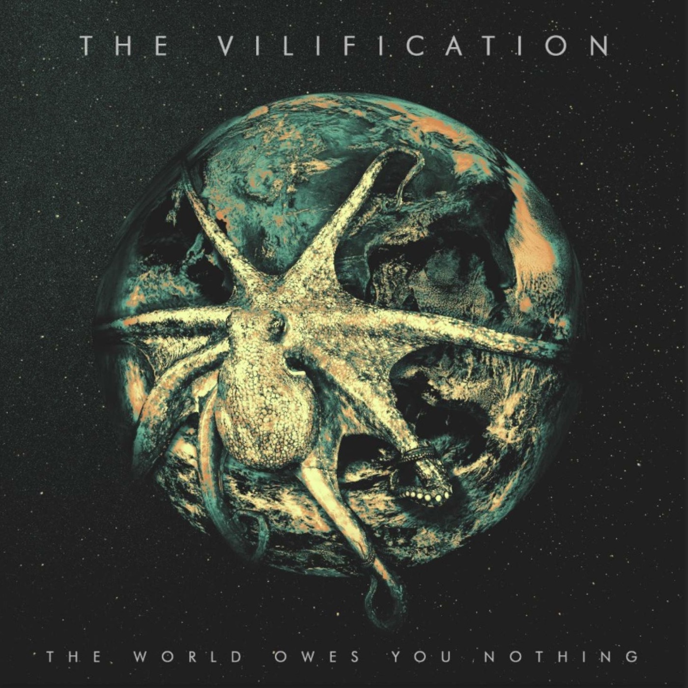 The Vilification - The World Owes You Nothing [EP] (2018)