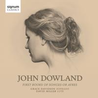 Grace Davidson & David Miller - John Dowland: First Booke of Songes or Ayres artwork