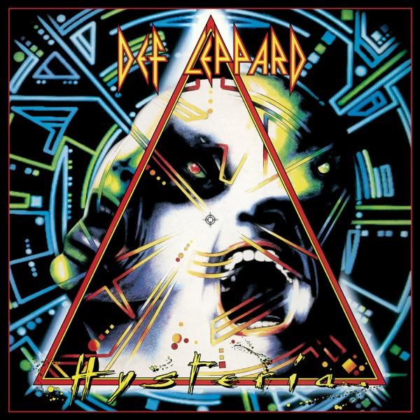 Pour Some Sugar On Me - Def Leppard song image