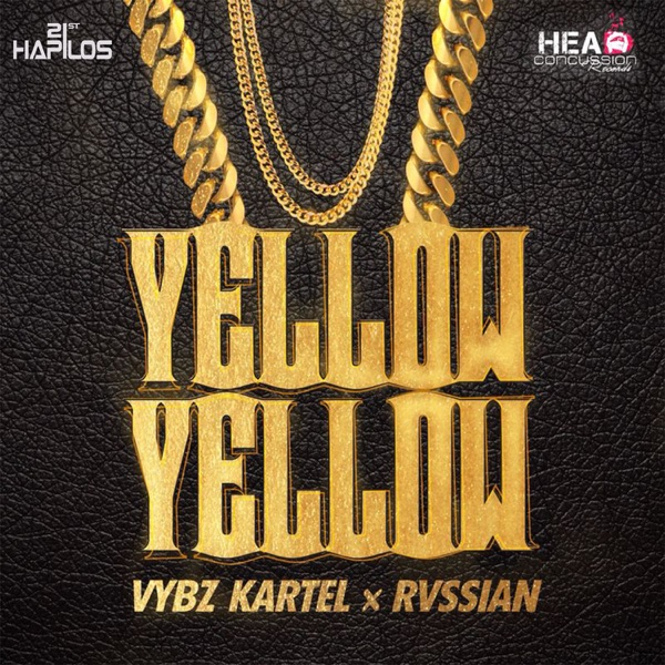 Yellow Yellow (feat. Rvssian) - Single