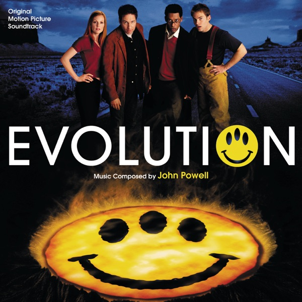 Evolution (Original Motion Picture Soundtrack)