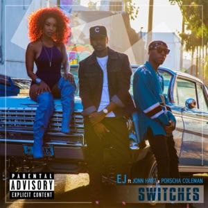 Switches (feat. Jonn Hart & Porscha Coleman) - Single Mp3 Download