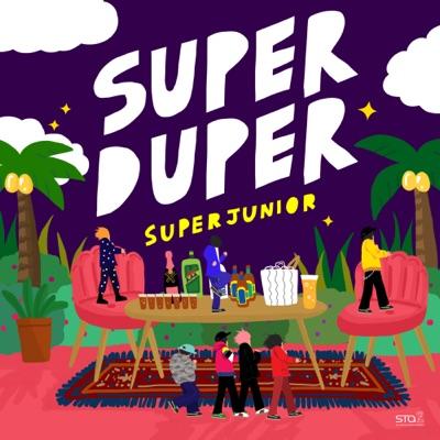Super Duper - Single - Super Junior