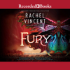 Rachel Vincent - Fury: Book Three in the Menagerie Series grafismos