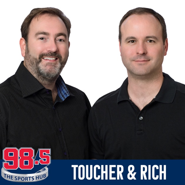 Toucher and rich podcast orgasm all