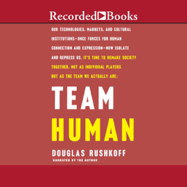 Team Human (Unabridged) audiobook