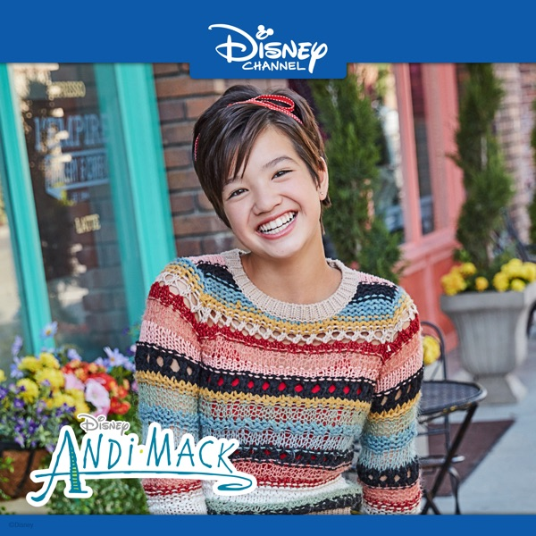iTunes Artwork for 'Andi Mack, Vol. 4'
