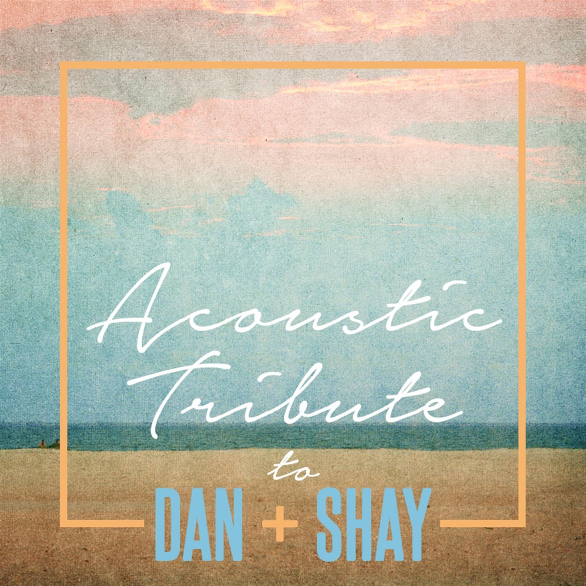 Acoustic Tribute to Dan + Shay Album Cover by Guitar Tribute