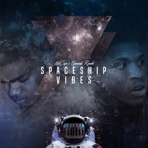 NoCap - Spaceship Vibes (feat. Quando Rondo) - Single