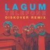 Telefone Diskover Remix feat Lagum Single