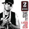She Got It (feat. T-Pain & Tay Dizm) - Single