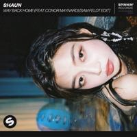 SHAUN - Way Back Home (feat. Conor Maynard) [Sam Feldt Edit] artwork