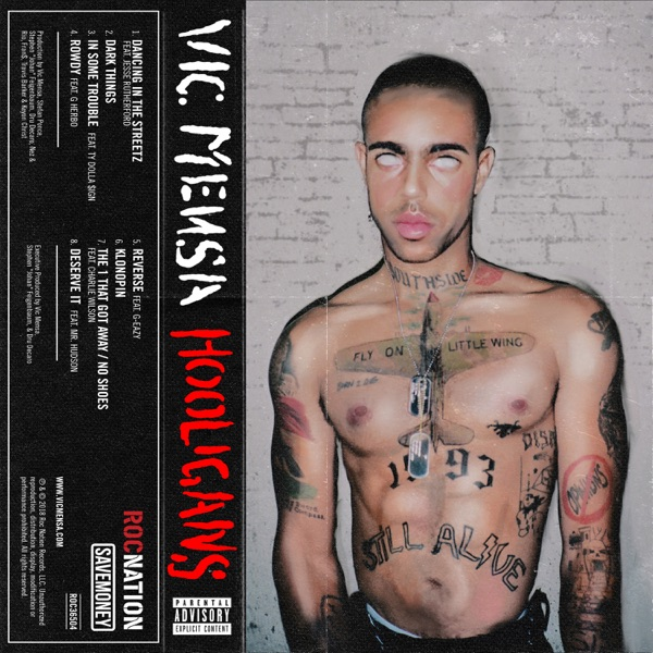 Vic Mensa - Hooligans - EP album wiki, reviews