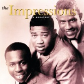 The Impressions - Talking About My Baby