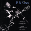 B.B. King - How Blue Can You Get? (Classic Live Performances 1964 - 1994)  artwork