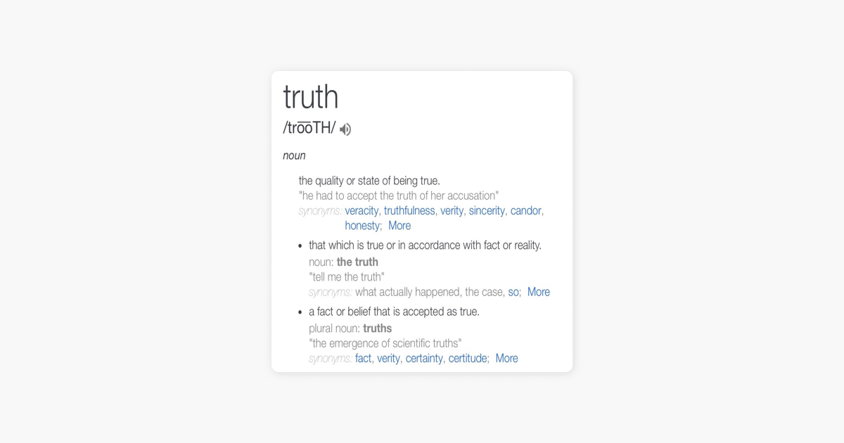 Tell the Truth - Single by D-Nxce