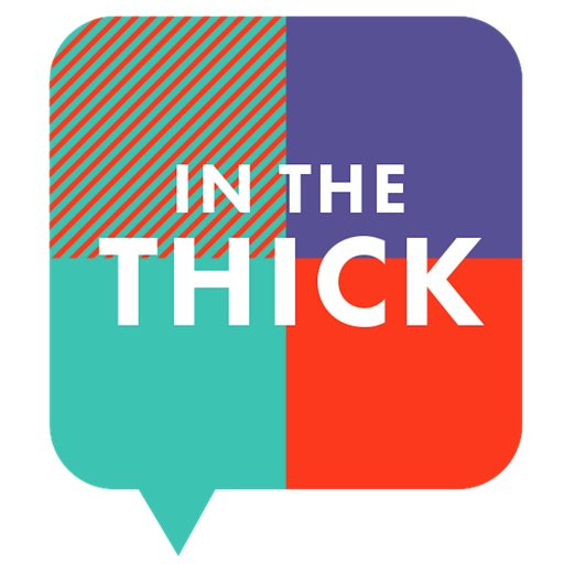 Cover image of In The Thick