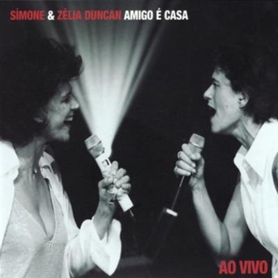 Amigo É Casa (Ao Vivo) - Zélia Duncan