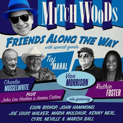 Friends Along the Way - Mitch Woods album