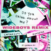 Captain Cuts & Zookëper - Do You Think About Me (feat. Georgia Ku) [Wideboys Remix] artwork
