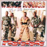 Wenge Musica BCBG - Pentagone artwork