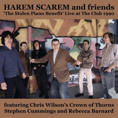 The Stolen Piano Benefit (Live at the Club 1990) - Harem Scarem
