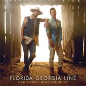 Florida Georgia Line - Can't Say I Ain't Country  artwork