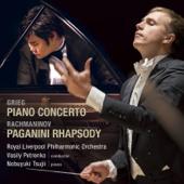 Grieg: Piano Concerto / Rachmaninov: Paganini Rhapsody