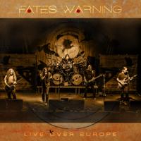 Fates Warning - Live Over Europe artwork