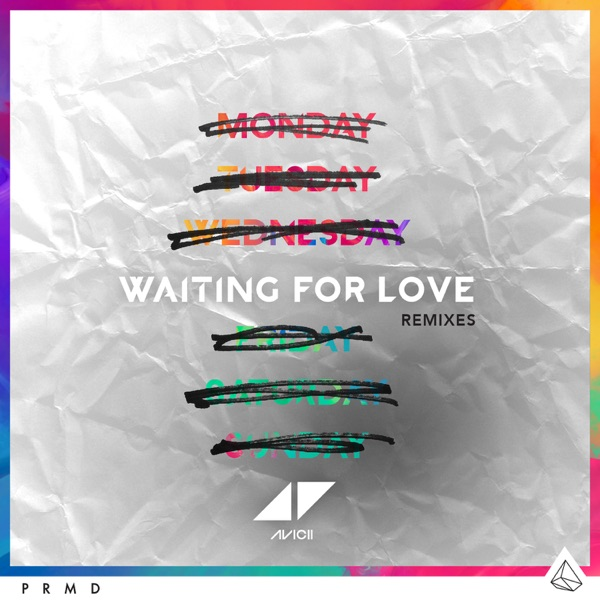 Avicii mit Waiting For Love