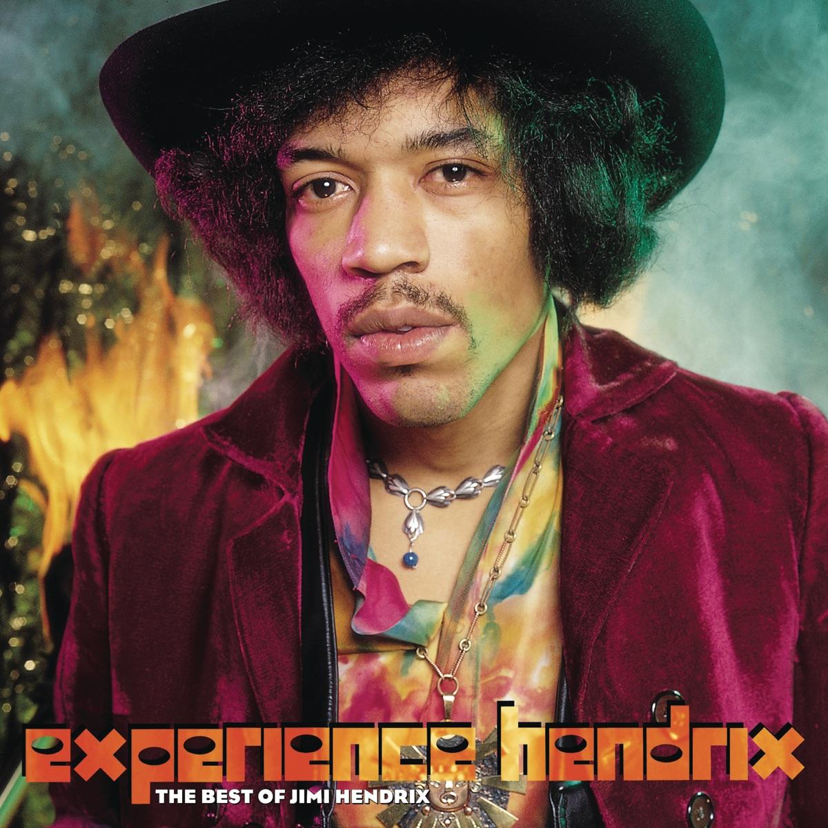 Experience Hendrix The Best of Jimi Hendrix Jimi Hendrix CD cover