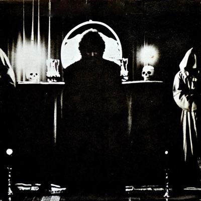 Judgement of the Dead - Pagan Altar