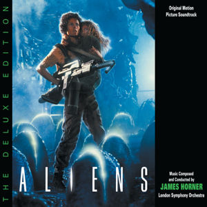 James Horner - Aliens: The Deluxe Edition (Original Motion Picture Soundtrack)