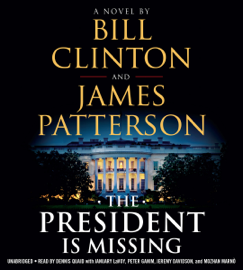 The President Is Missing audiobook