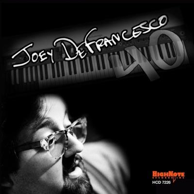 40 - Joey DeFrancesco