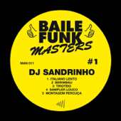 Baile Funk Masters #1 - EP