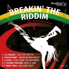 Breakin the Riddim - EP