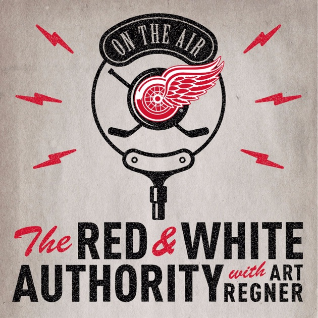 """""""The Red and White Authority - Episode 85: Filip Zadina"""" from The Red and White Authority by Detroit Red Wings on Apple Podcasts"""
