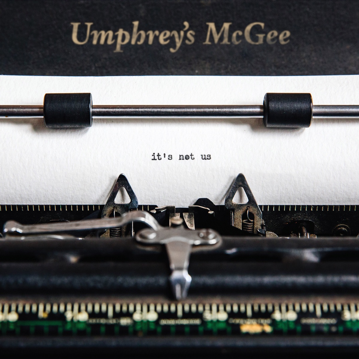 Its Not Us Umphreys McGee CD cover