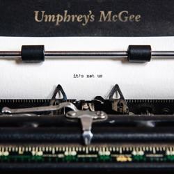 It's Not Us - Umphrey's McGee Album Cover