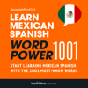 Innovative Language Learning - Learn Mexican Spanish - Word Power 1001: Beginner Spanish #30 (Unabridged)  artwork