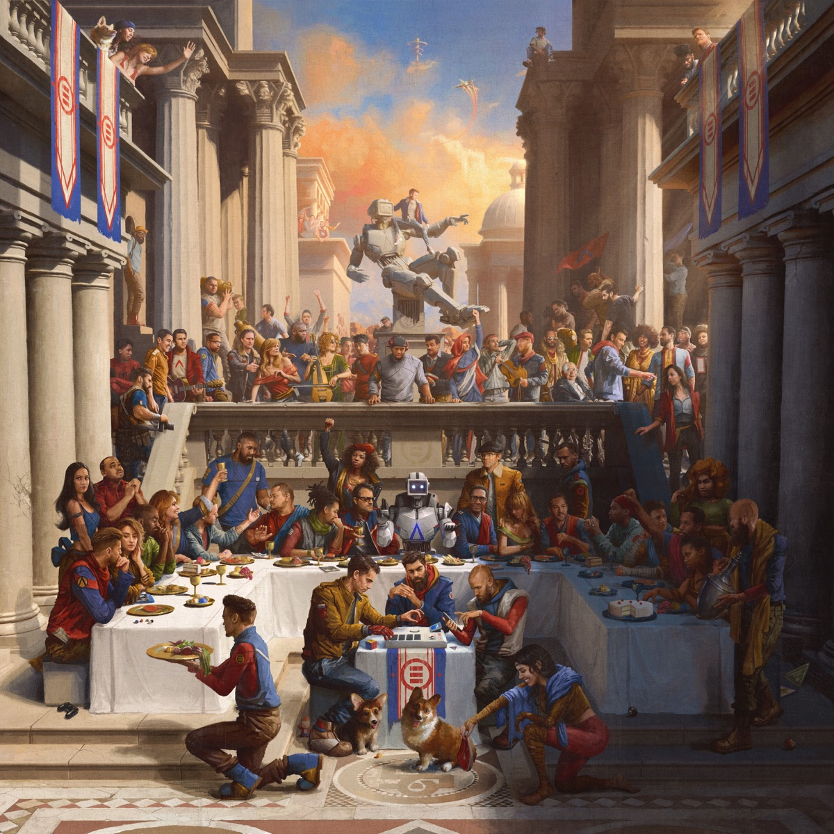 Everybody Logic CD cover