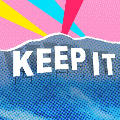 Cover image of Keep It!