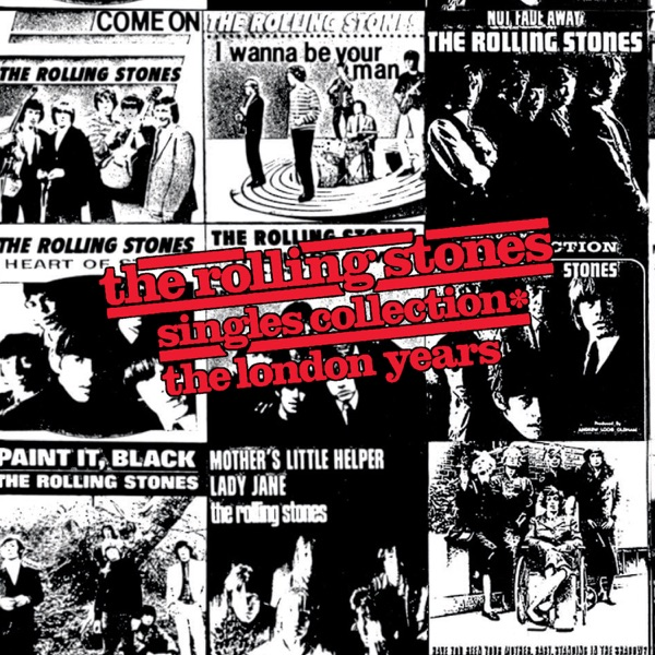 The Rolling Stones mit Sympathy for the Devil